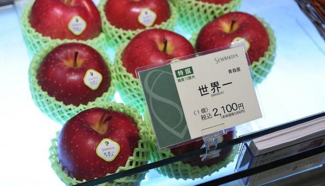 дорогие фрукты