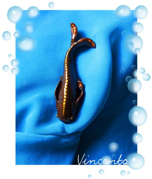 акция, аукцион сегодня, кольцо, животные, рыба, алиса в стране чудес, волшебство