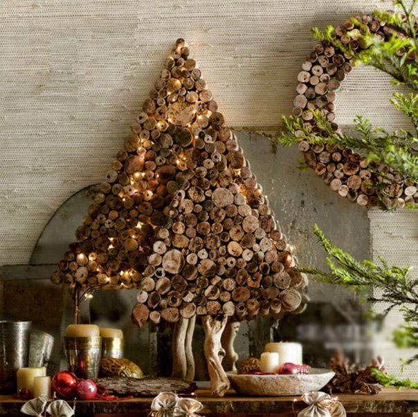 Как украсить елку  стильные и красивые варианты