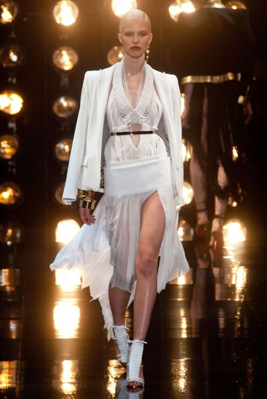 Alexandre Vauthier Haute Couture весна-лето 2014, фото № 10
