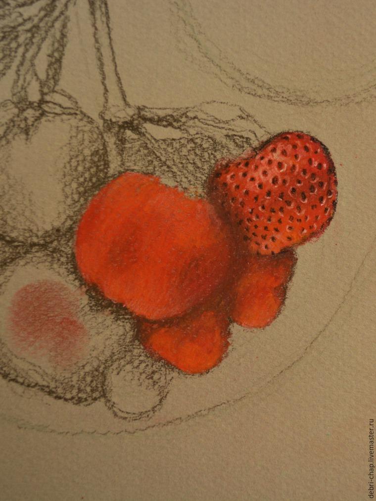 Что рисовать белым карандашом