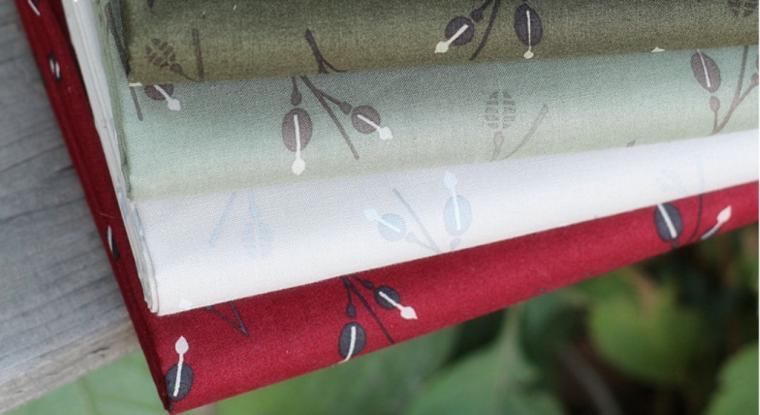 Коллекция тканей Йоко Саито и ее новинки., фото № 10