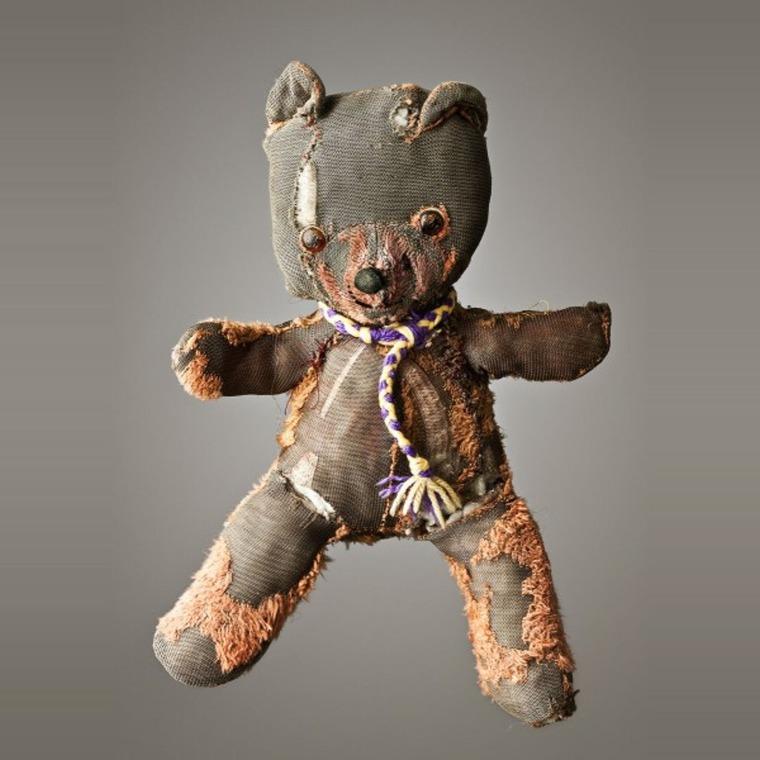 Кто ты, мишка Тедди?