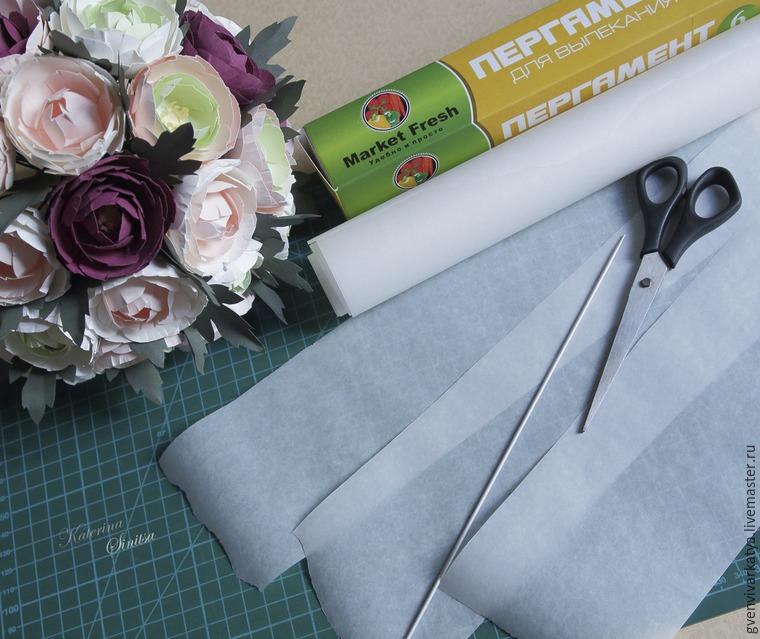 Как скручивать бумагу для плетения