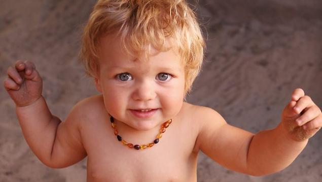детские янтарные бусики, лечебные бусы, детские бусы, дети
