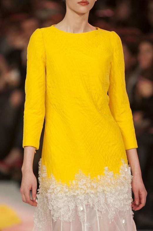 Stephane Rolland Haute Couture весна-лето 2014, фото № 114