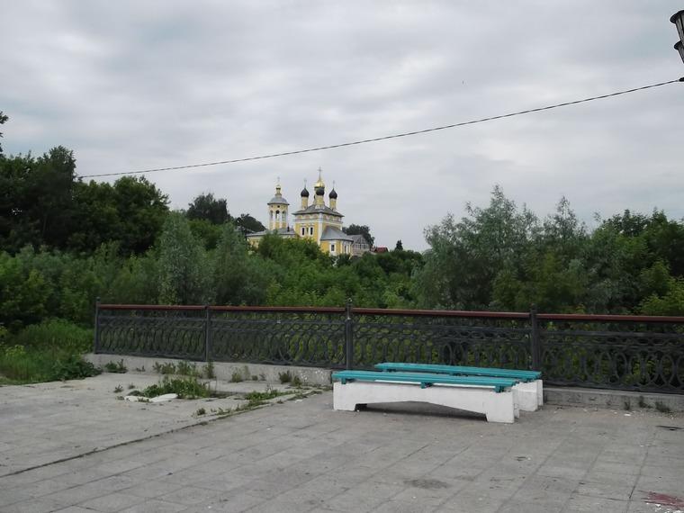памятник петру и февроньи
