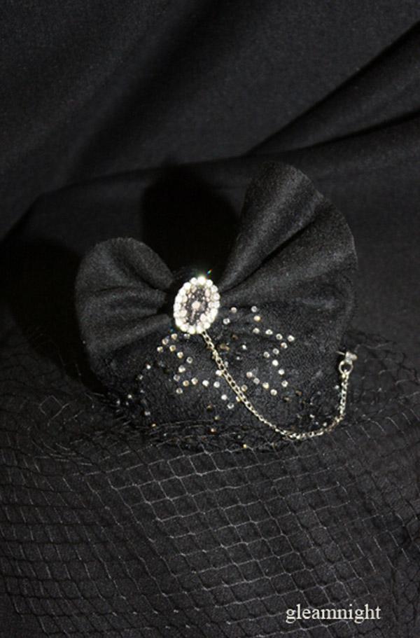 ретро-шляпка