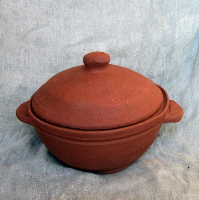 готовим на огне, посуда для запекания