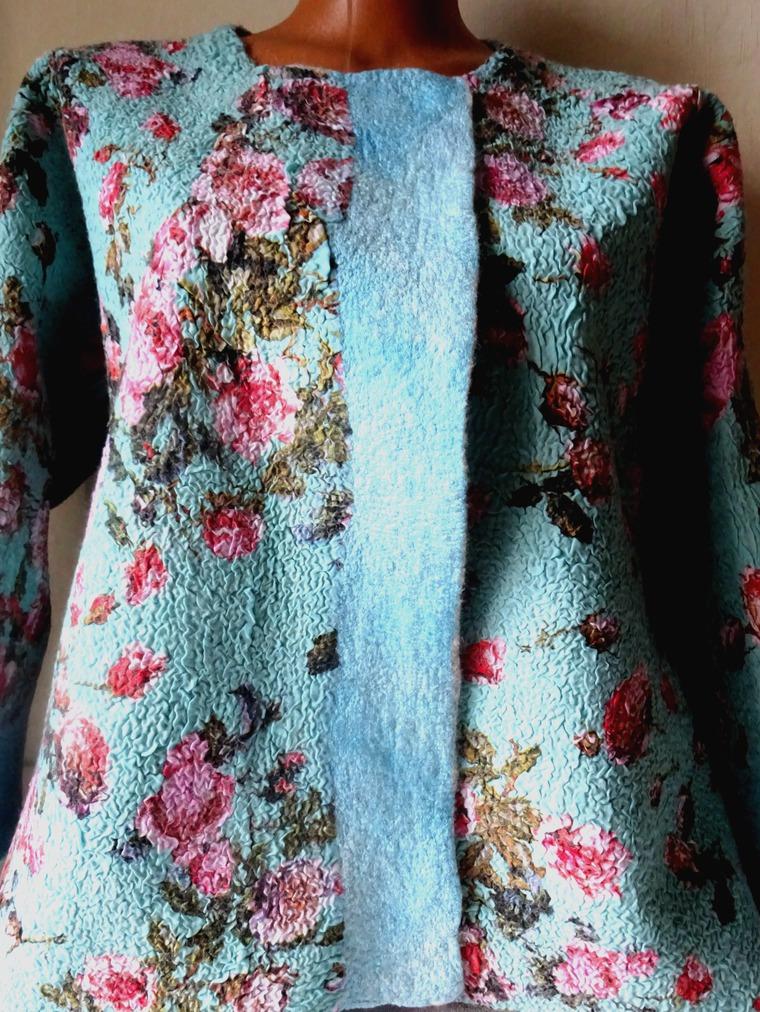 войлочная одежда, одежда для женщин