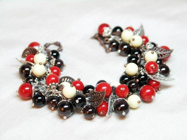 браслеты, ожерелье, роскошь