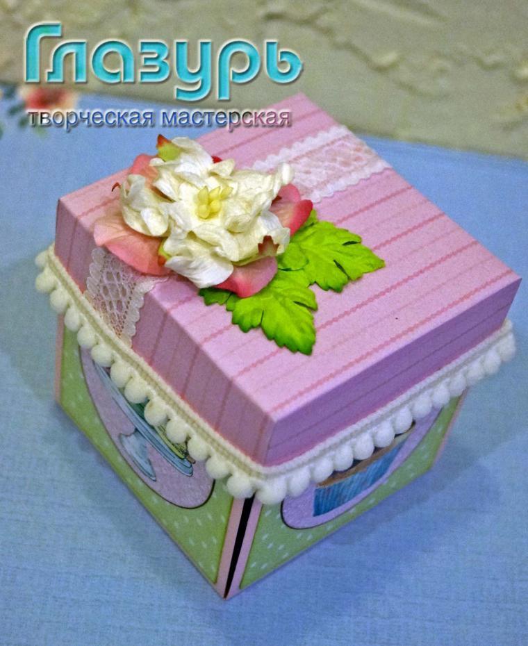 лепка из полимерной глины, сладости, аксессуары, magic box, коробочка, ягоды из пластики мк