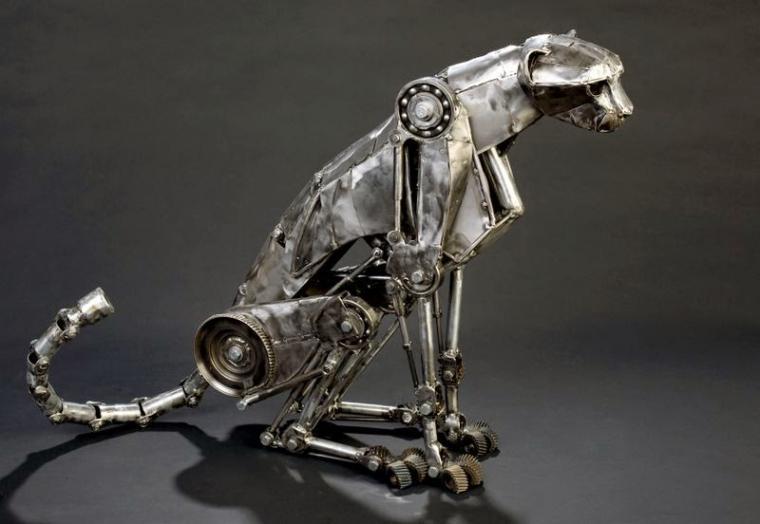 механическая собака картинки для первого
