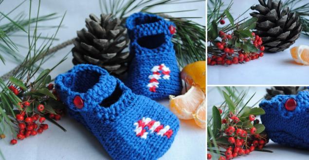туфельки, для новорожденных, праздник