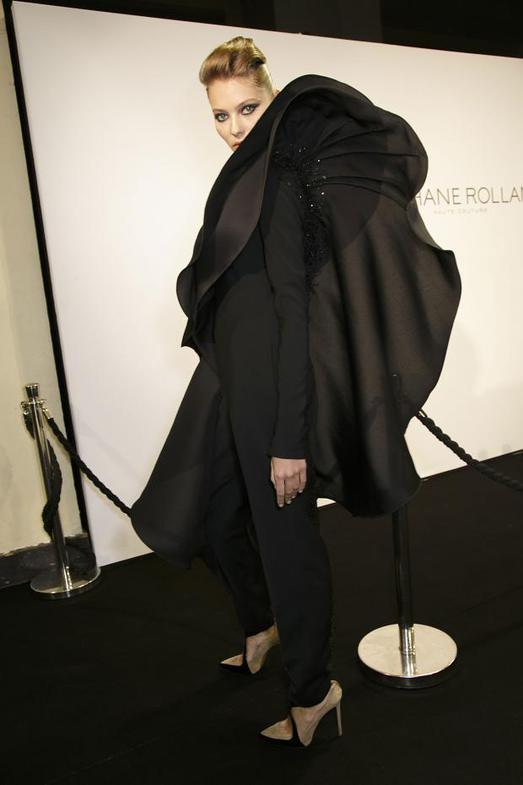 Stephane Rolland Haute Couture весна-лето 2014, фото № 34