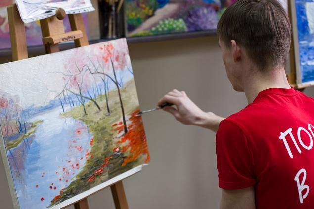 курсы по живописи