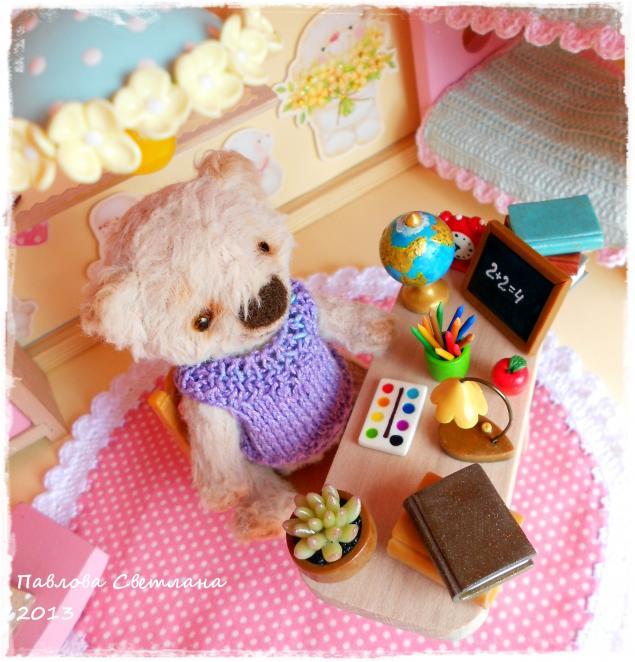 миниатюра для кукол