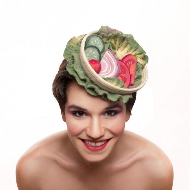На закуску! Невероятные шляпки Maor Zabar, фото № 4
