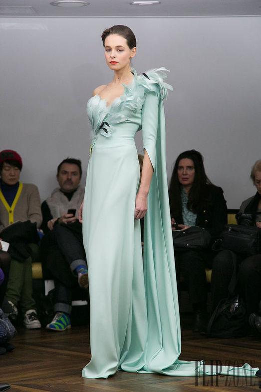 Tony Yaacoub Haute Couture весна-лето 2014, фото № 16