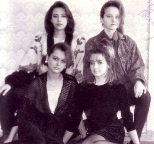 Это были лихие 90-е, мы одевались как могли - Ярмарка Мастеров ...