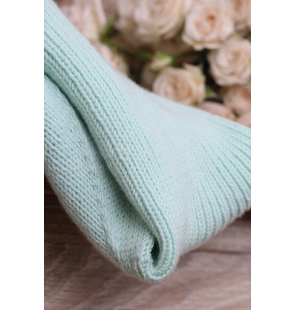 свитер, серый