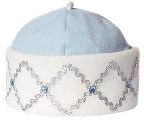 Выкройка шапки снегурочки