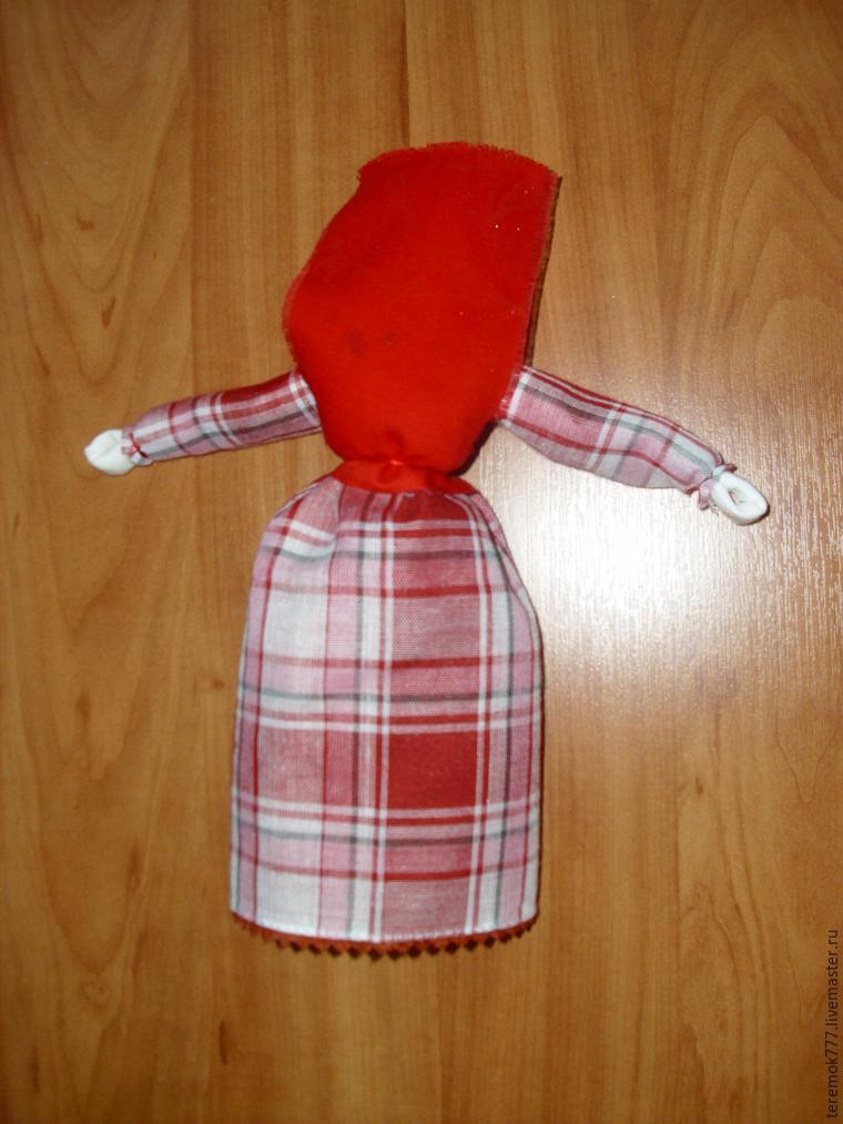 Кукла помощница мастер класс