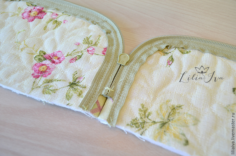 beautiful cosmetic bag