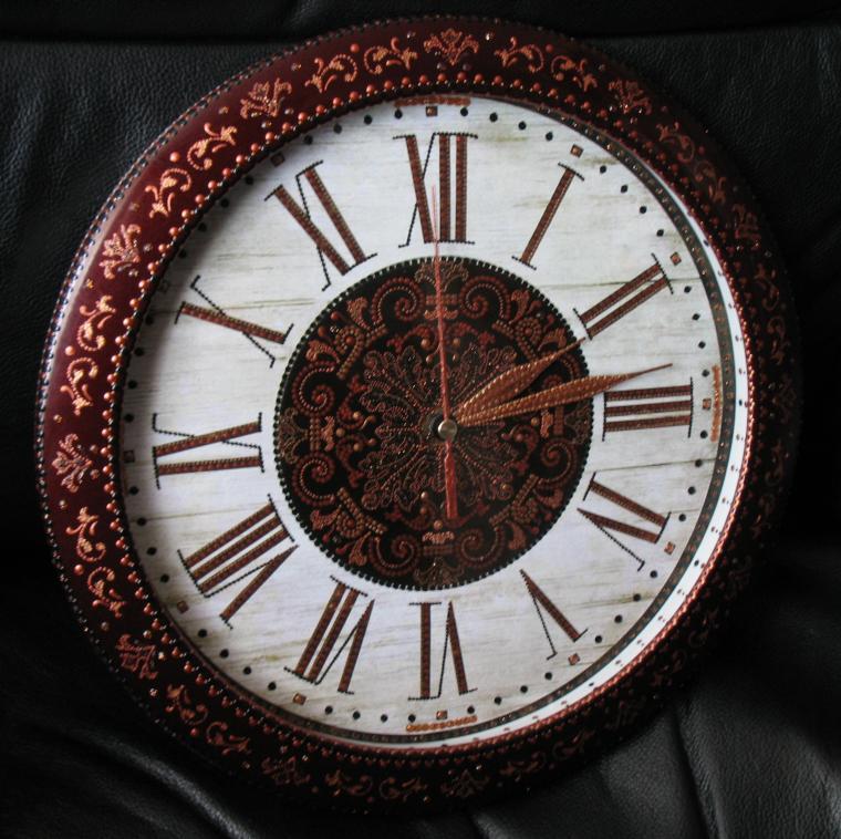 ноябрь, часы