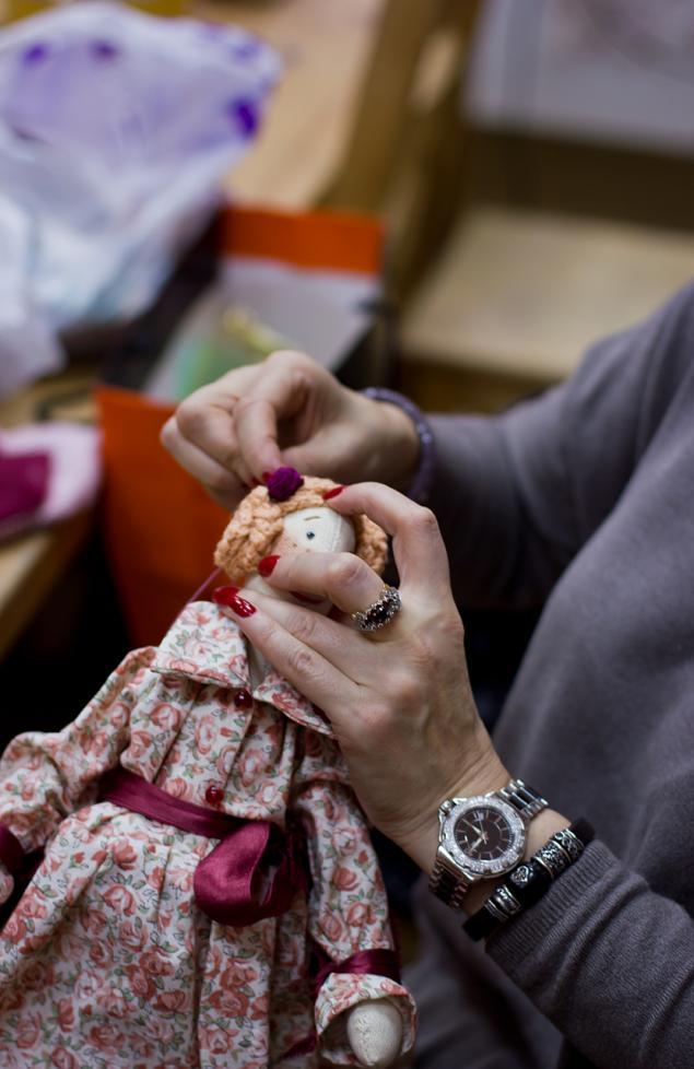 Курс «Кукла в стиле Тильда. Игрушки с душой и для души», фото № 15