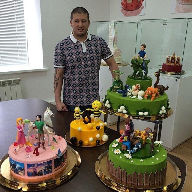 Торт сметанный заказать фото 6