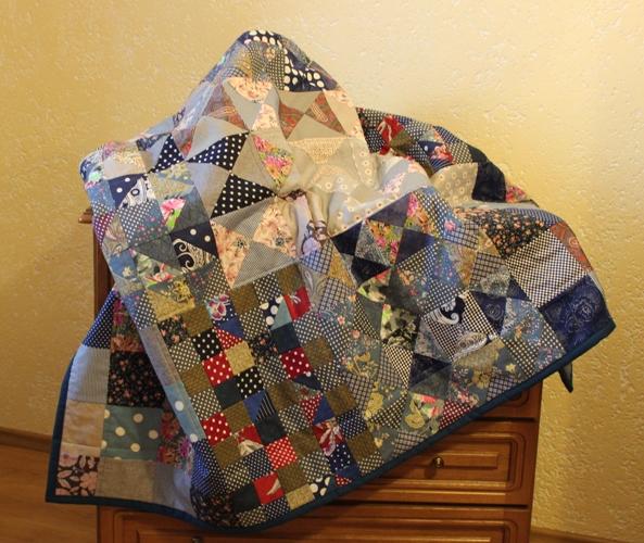 лоскутное одеяло, текстильные традиции
