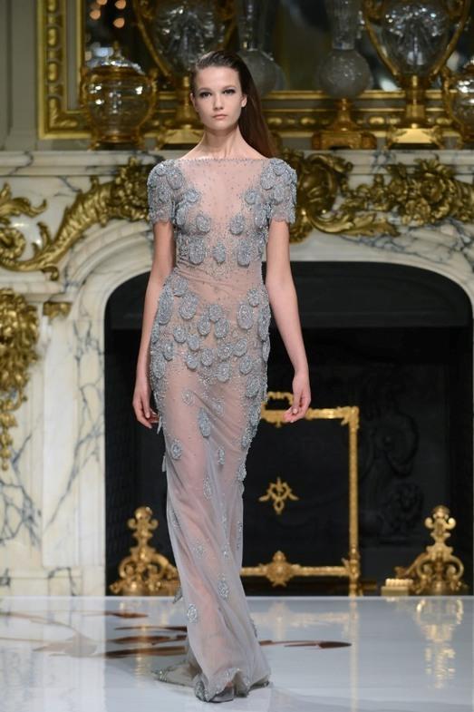 Charlotte Licha Haute Couture весна-лето 2014, фото № 11