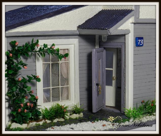 Кукольный дом. Двухкомнатный коттедж., фото № 5