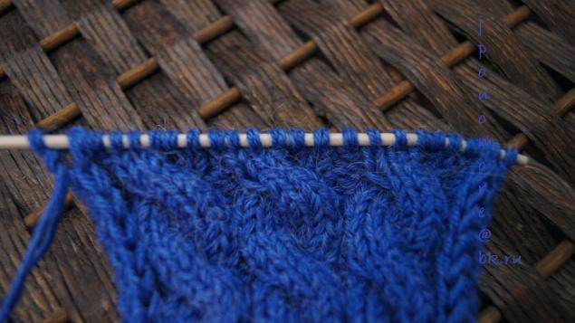 вязание на спицах