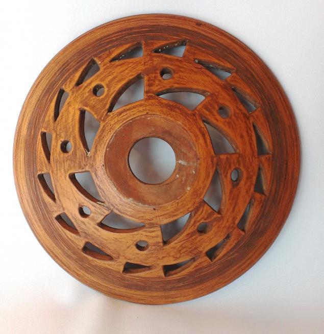 свет керамики