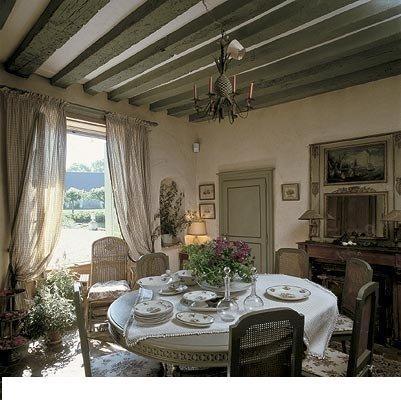 Итальянский - тосканский или средиземноморский - стиль интерьера, фото № 17