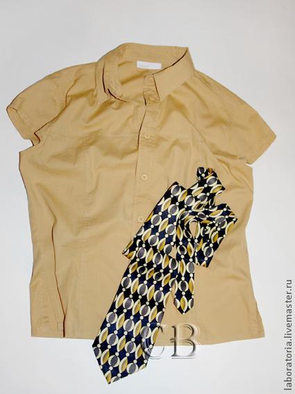 мастер-класс, галстук, дизайнерские вещи