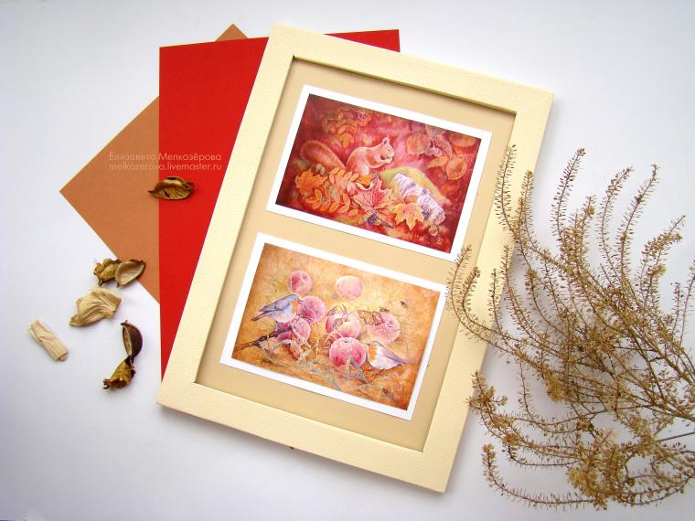 открытки, подарок маме