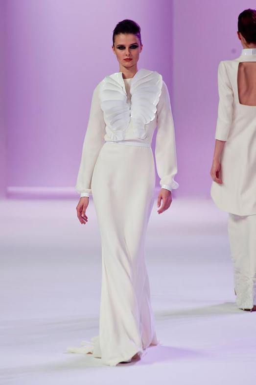 Stephane Rolland Haute Couture весна-лето 2014, фото № 19