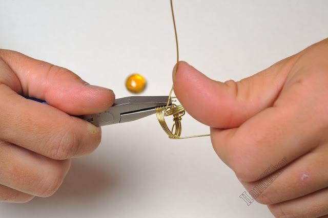 Властелин колец, или Как создать перстень из одного цельного куска проволоки, фото № 23