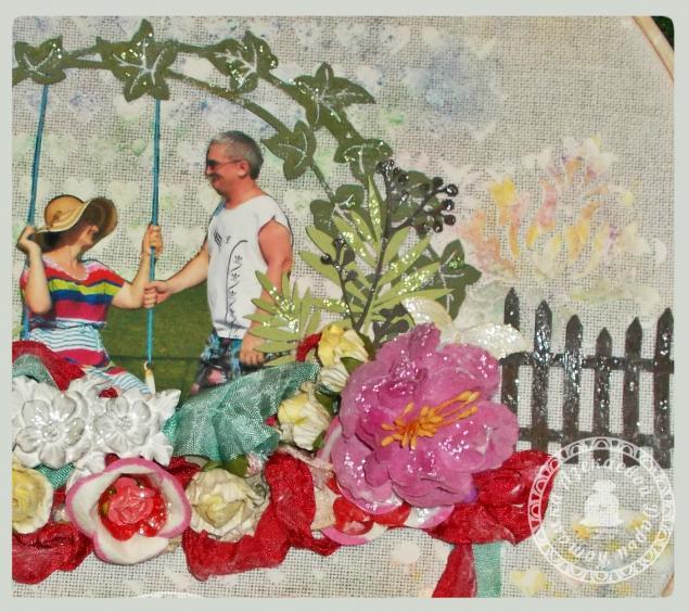hoop-art, для мужчин, для девочки, для пары, подарки ручной работы, подарок на день рождения