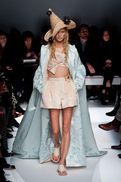 Schiaparelli Haute Couture весна-лето 2014, фото № 5