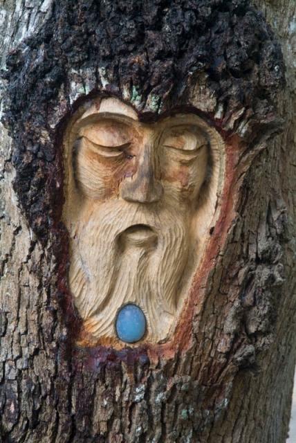 дерево резьба