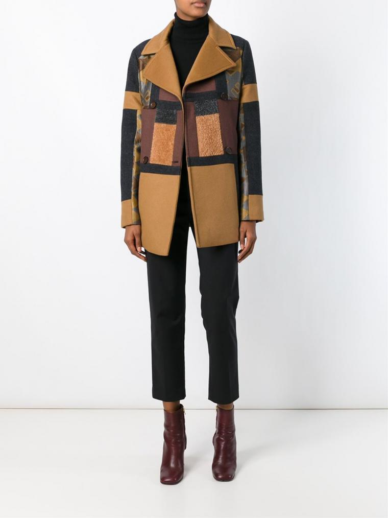 пальто от кутюр