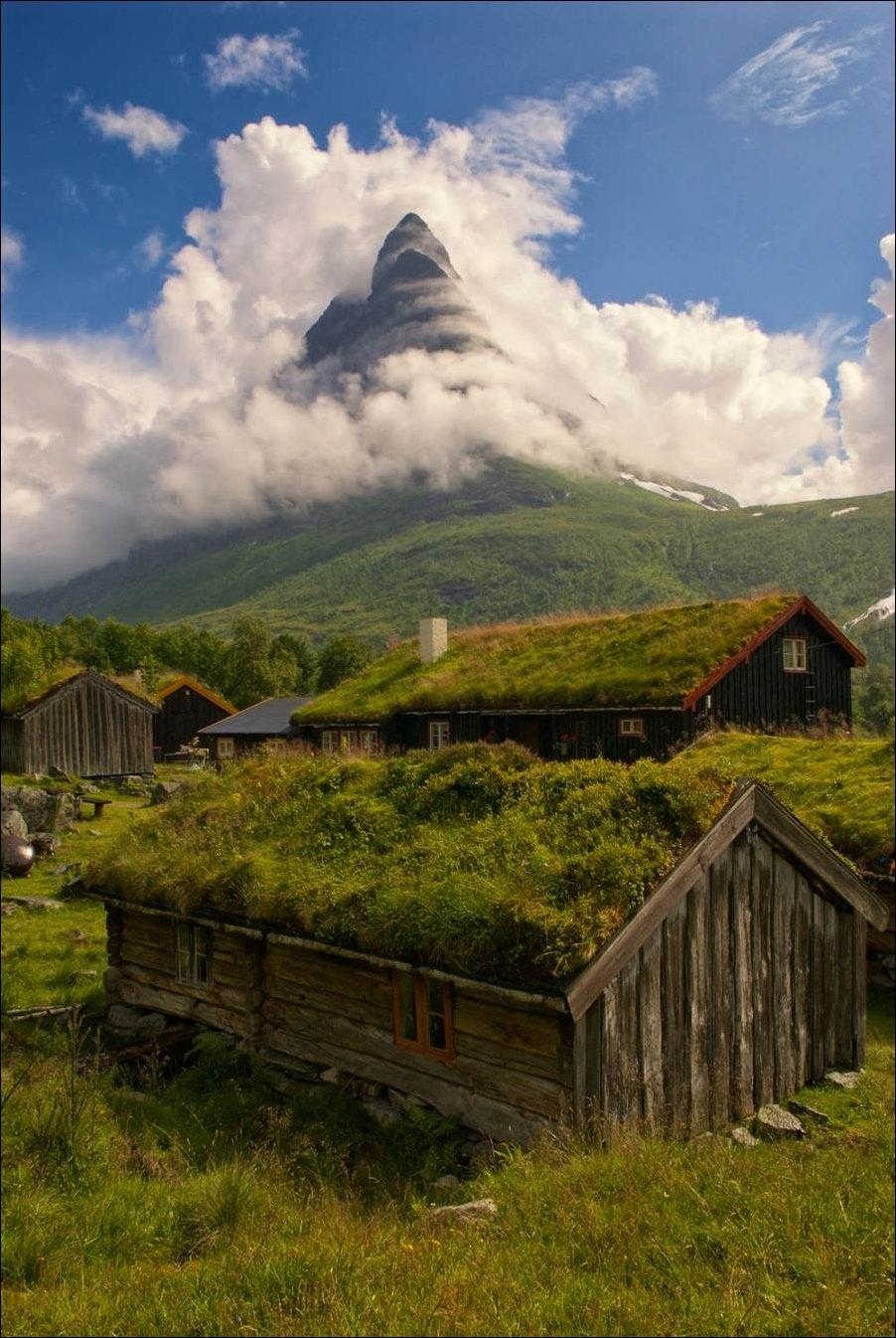 норвежская архитектура