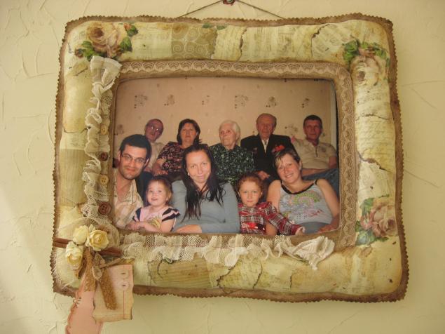 Семейные своими руками