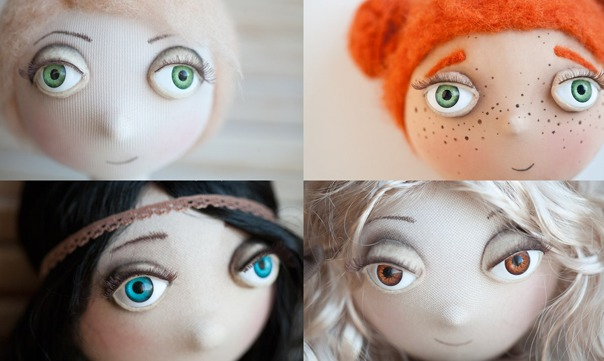Дарья гуленко куклы выкройки