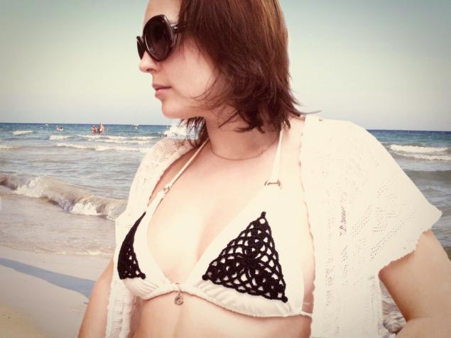 пляжная мода, обновка, новый купальник