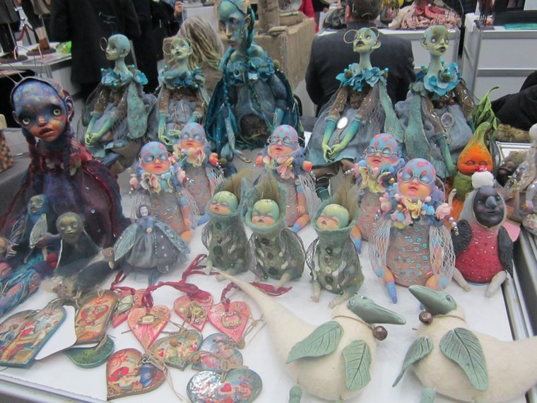 Немного Весеннего бала кукол... Фото, фото № 35